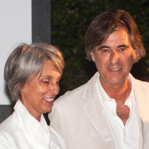 Paolo e Michela Baldessari