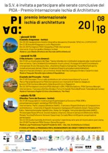 Programma PIDA 2018